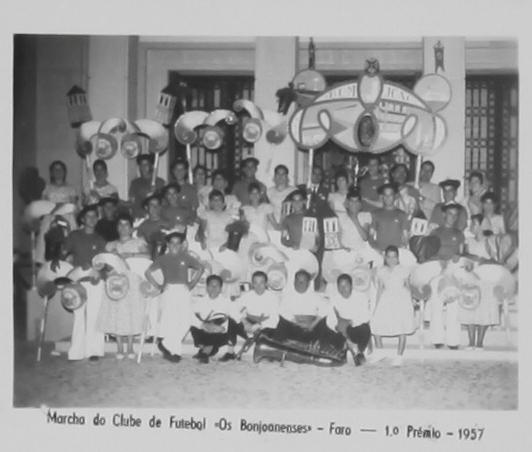 Santos Populares em Faro