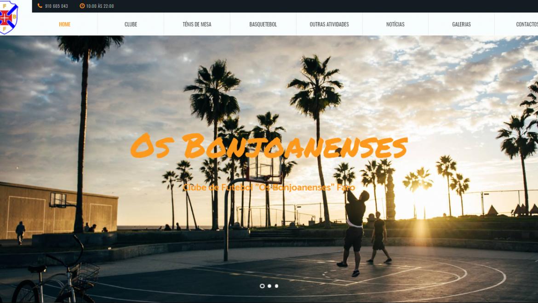 Novo Web Site