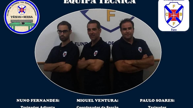 Seção Ténis de Mesa – Época desportiva 2018/2019