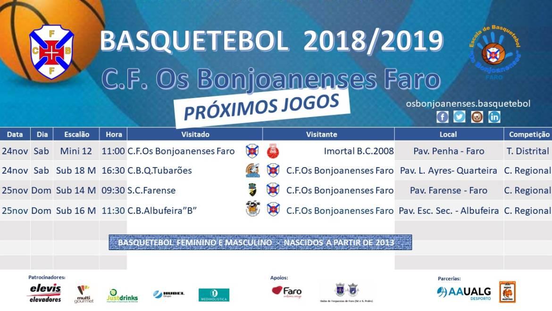 Agenda Seção Basquetebol