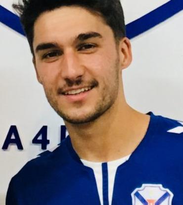 Afonso Pereira – Ala/Pivô
