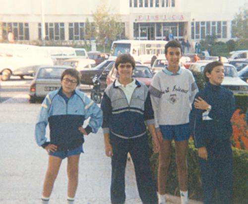 Torn Torres Vedras 87-88